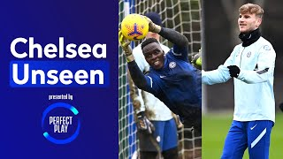 Edouard Mendy is unbeatable between the sticks, Reece James returns! | Chelsea Unseen