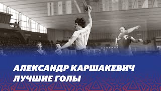 Александр Каршакевич Лучшие голы