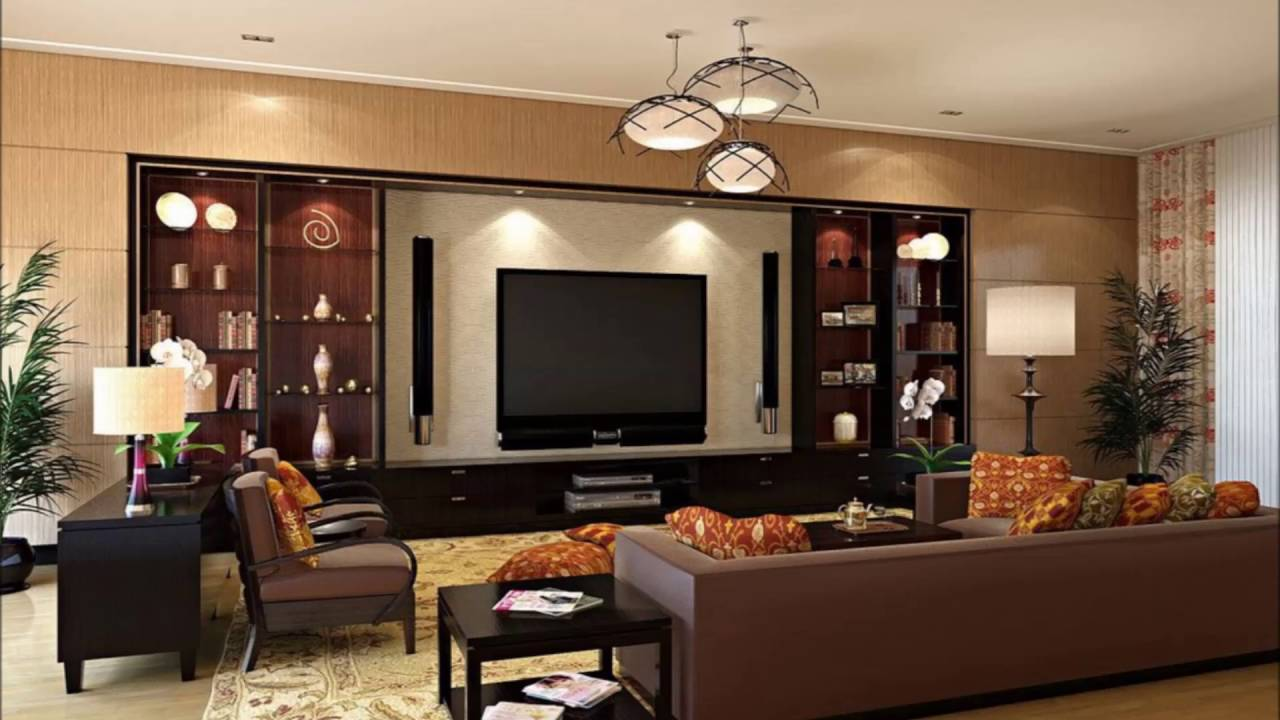 Delicieux Making Entertainment Center Design Ideas In Your Own Home Luxury   YouTube