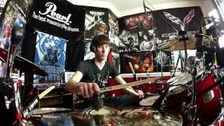 Sweet Disposition - Drum Cover - The Temper Trap