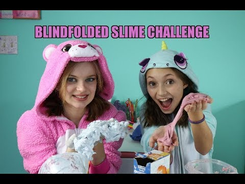 girl know Blindfolded pink i surprise that