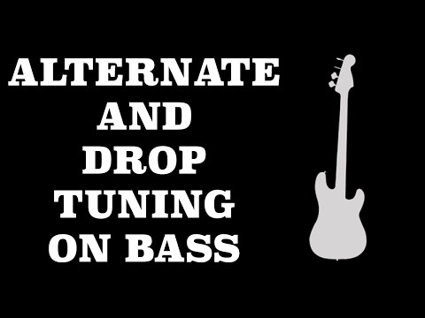 Alternate Tunings For Heavy Metal Bass