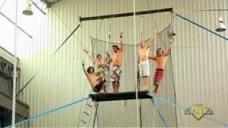 Sydney Trapeze School Staff Show 19/12/2010