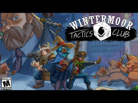 Tumblr Tactics - Wintermoor Tactics Club Highlights  