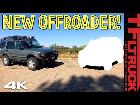 Did We Just Buy The Best (or Worst) Truck To Replace  Our Land Rover? | Project Heartland Ep.1