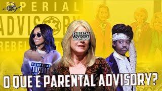O Que é Parental Advisory Explıcıt Content