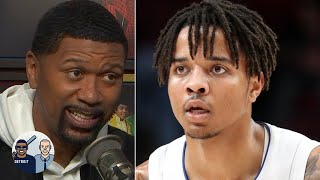 Jalen Rose reacts to Markelle Fultz's triple-double against LeBron & the Lakers | Jalen & Jacoby