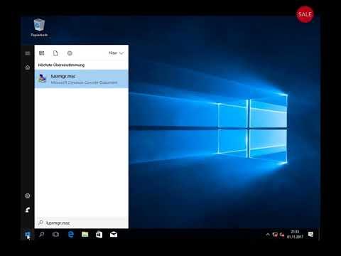 Windows 10 Benutzername Herausfinden