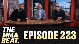 The MMA Beat: Episode 223 (Khabib vs. McGregor Feud, Justin Gaethje's Future, ONE's New Era, More)