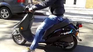 Scooter Japonesa  50cc  - Honda Super Tact