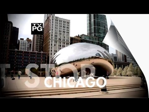 Travel Time - CHICAGO USA (Full Episode)
