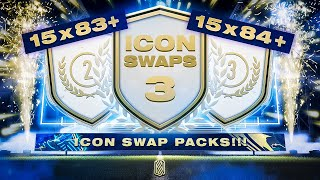 5 TOTS IN 1 PACK!!! 15 x 84+ RARE PLAYERS 25 PACKS & 15 x 83+ RARE PLAYER 25 PACKS!!! FIFA 21