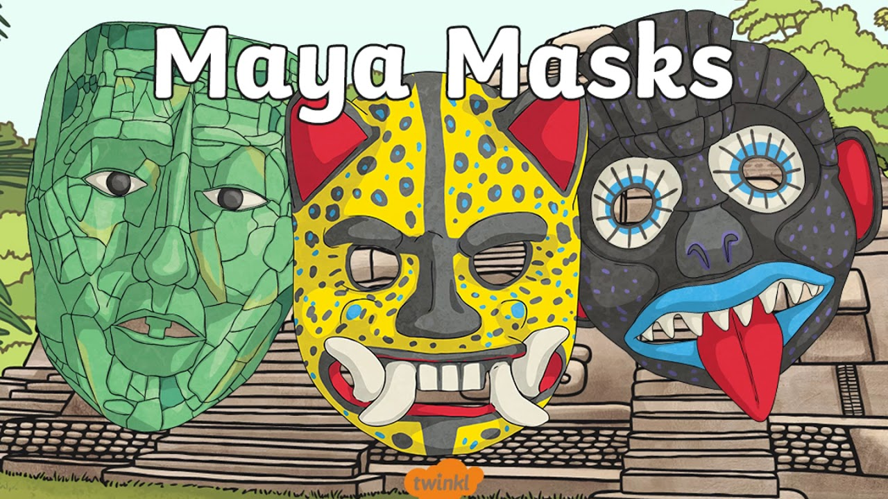 THE MAYAN MASK