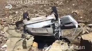 Более 20 ДТП с пострадавшими произошло в Дагестане за прошлую неделю