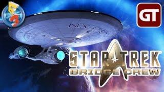 Thumbnail für Shut up and take my Money | STAR TREK: BRIDGE CREW in der E3-Auswertung - Trailer-Check zum Gameplay
