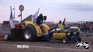 Light Modified Tractor Pulling Edewecht 2019 by MrJo