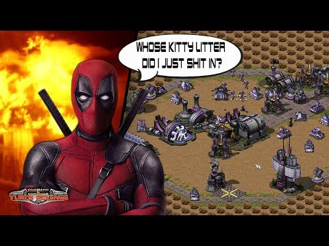 Deadpool Plays Red Alert 2 Online!