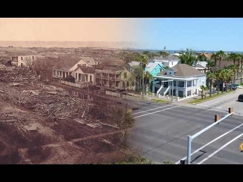Galveston: Home of America's Deadliest Natural Disaster