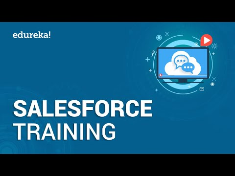 Salesforce Training Videos for Beginners - 1 | Salesforce Tu