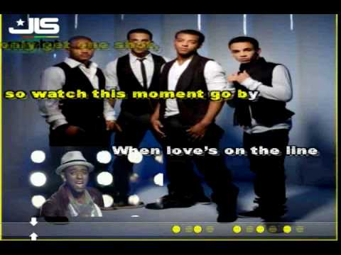 One Shot (JLS) Karaoke