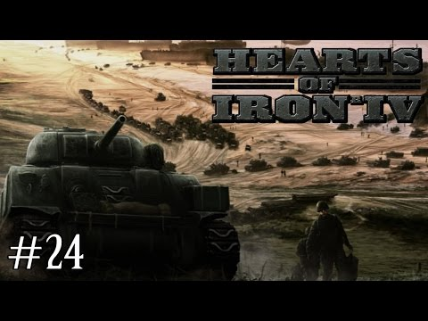 Hearts of Iron IV HOI4 with Germany - #24