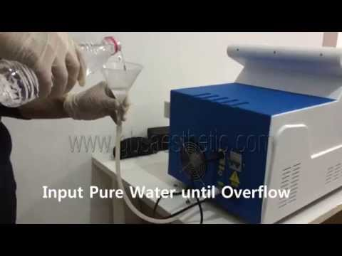 How to Input and Output Water for SPL Xpert 2000e