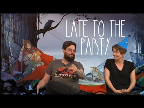 Let's Play The Banner Saga - Late to the Party