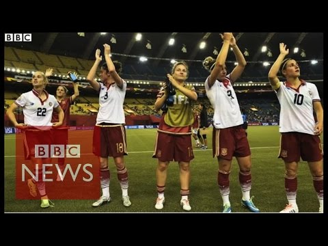 Women's World Cup: Montreal fans stay at home - BBC Sport