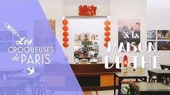 { vidéo } Les Croqueuses à la Maison de Thé