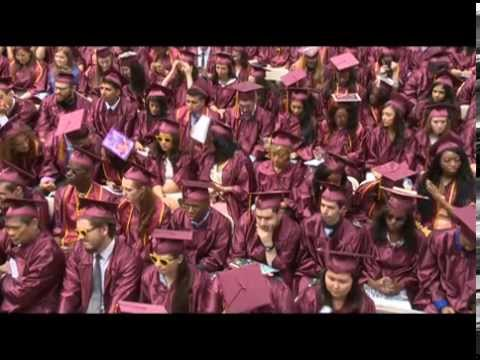 Brooklyn College 2015 Undergraduate Commencement