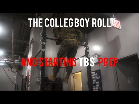 The College Boy Roll and the Starting The Basic School Prep