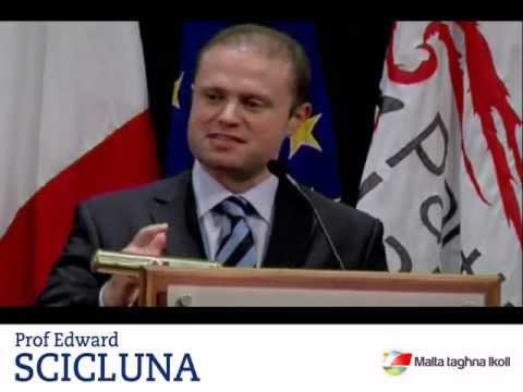 Prof Edward Scicluna - Feature