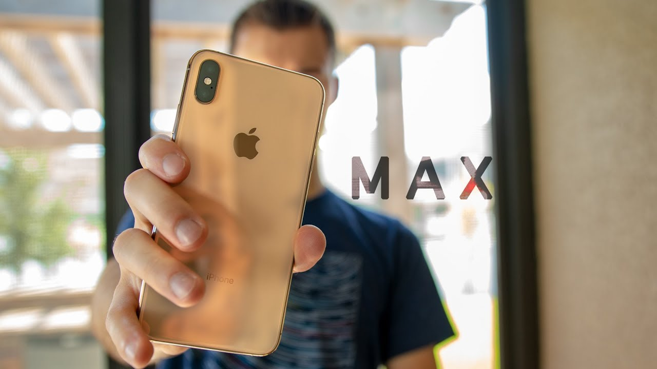 75ea353bd2b7 iPhone XS Max Review (3 Weeks Later) - A Subtle Step Forward - YouTube