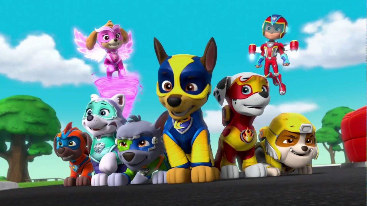 Download - Centuries - Paw Patrol Migthy Pups AMV