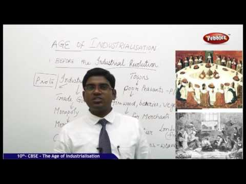 Cbse 10th Social Studies I 5-The Age of Industrialisation -India&Contemporary.-NCERT CBSE