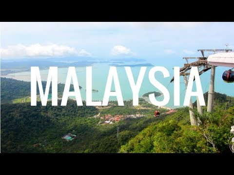 Backpacking MALAYSIA | Kuala Lumpur, Penang, Langkawi