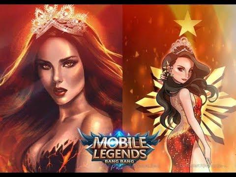 catriona-gray-mobile-legends:-bang-bang