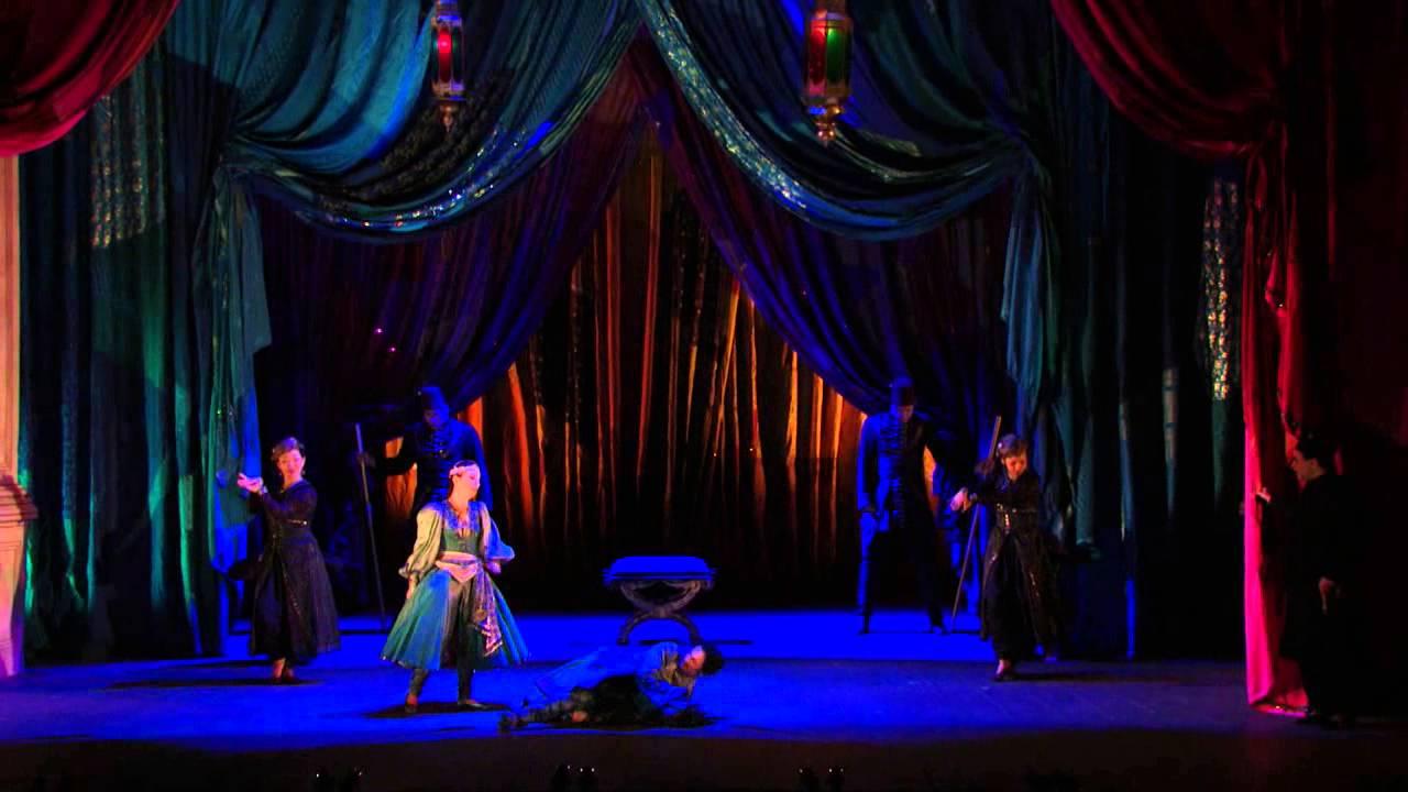 "Giulio Cesare: ""Non disperar"" -- Natalie Dessay (Met Opera)"