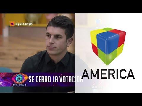 Agustín Pappa es el nuevo eliminado de Gran Hermano 2016
