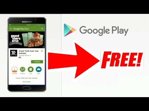 Download Google Play Store Paid Games For Free No Root