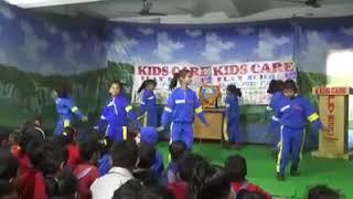 children days dance performance