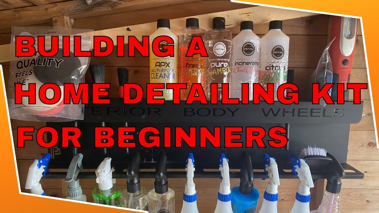 A Beginners Guide to Car Detailing | Washos Blog