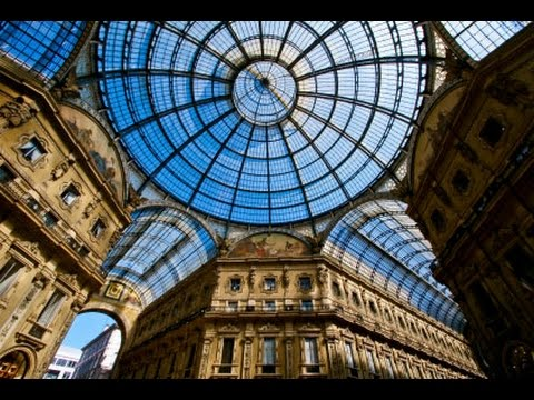 A Walk Around The Milan Galleria / Milano Galleria Vittorio