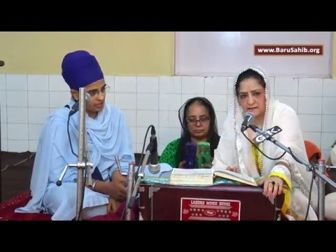 50th Annual Samagam of Sant Shahbegh Singh Ji - Kirtan by Bibi Avinash Kaur Ji (Day 1)