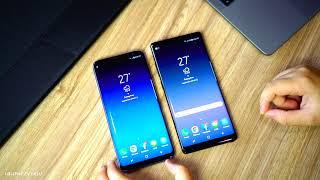 รีวิว Galaxy Note 8 vs S8 Plus :: EP1 :: ความเหมือนที่แตกต่าง