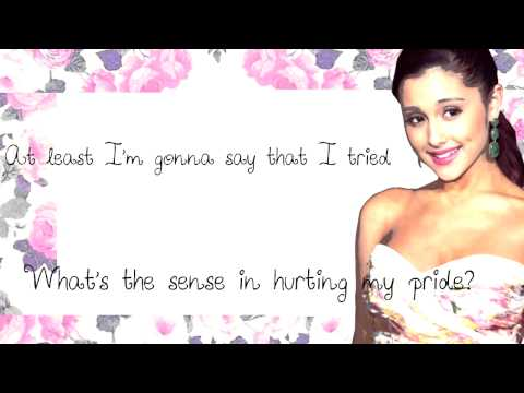 Baby It's Cold Outside - Ariana Grande & Larry Lovestein (Mac Miller) - Lyrics HD