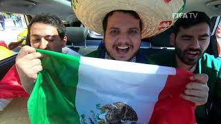 world cup driver - mexico