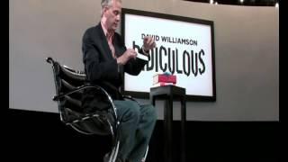 Ridiculous by David Williamson and Luis De Matos (DVD) - Alberico Magic