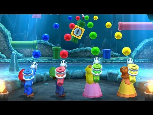 Mario Party 10 - All Score Minigames