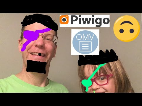 Piwigo Photo Management Software on Openmediavault thumbnail